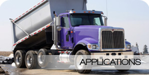 applications FHER Hydraulics for trucks